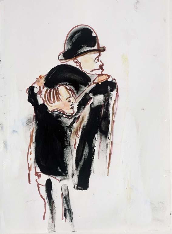 release date f65e8 7d819 Mostra dei disegni inediti di T. Kantor relativi allo spettacolo, in  pubblicazione nel libro Tadeusz Kantor, La classe morta, Ed. Libri  Scheiwiller, 2003.